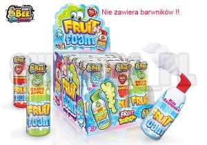 PIANA Owocowa FRUIT FOAM JOHNY BEE  op.12szt. 3,69zł/szt.
